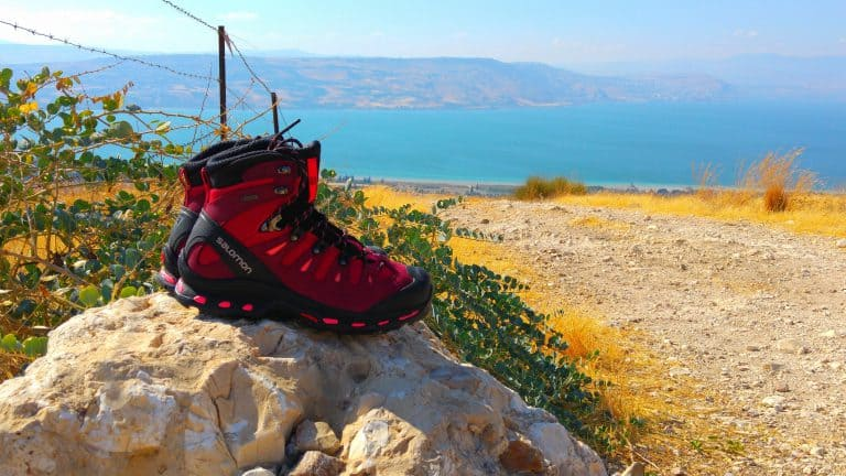 נעל טיולים